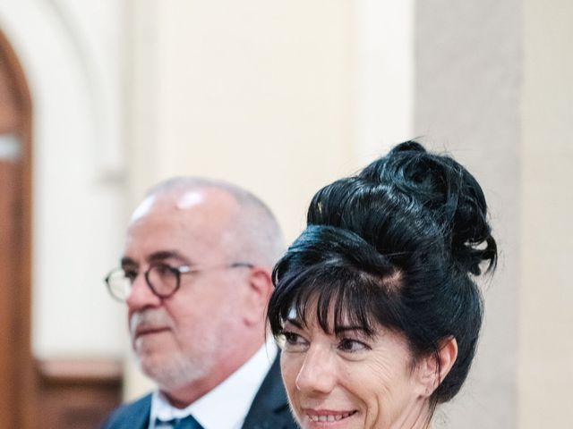 Le mariage de William et Johanna à Barsac, Gironde 59