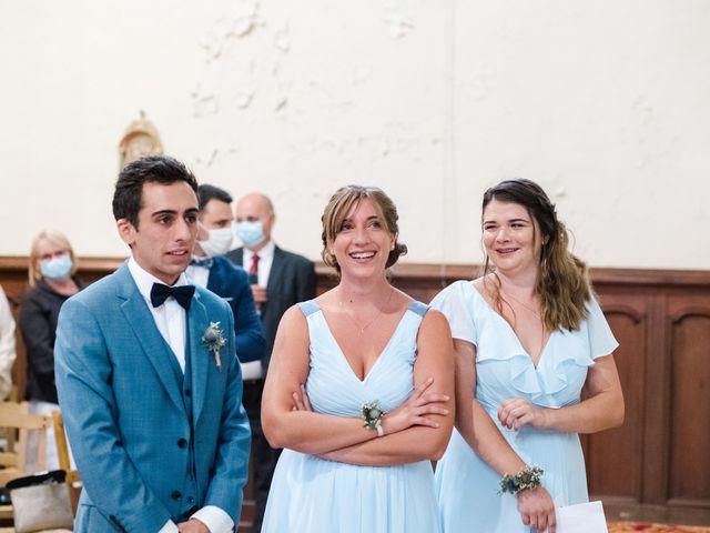 Le mariage de William et Johanna à Barsac, Gironde 60