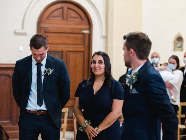 Le mariage de William et Johanna à Barsac, Gironde 61