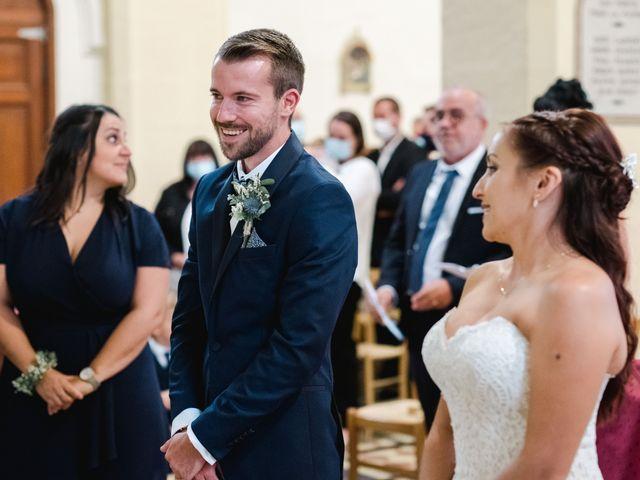 Le mariage de William et Johanna à Barsac, Gironde 62
