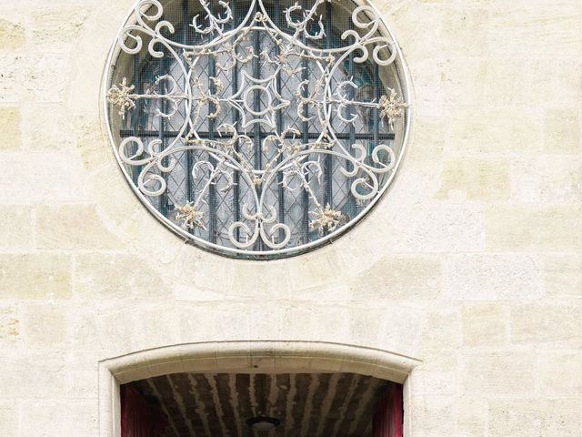 Le mariage de William et Johanna à Barsac, Gironde 64