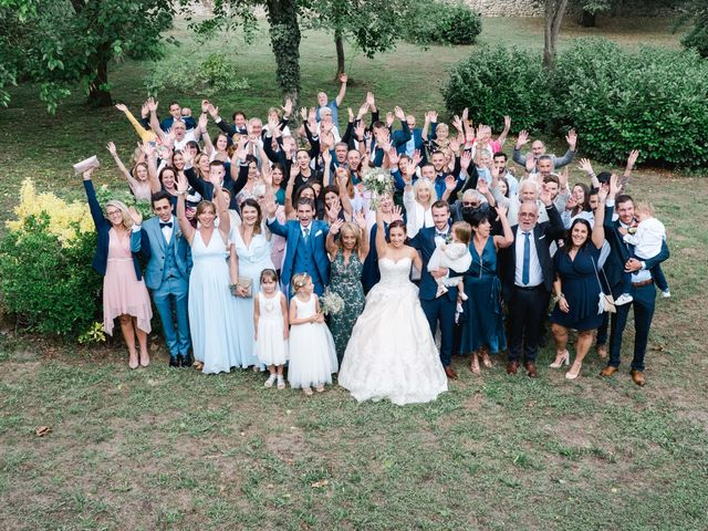 Le mariage de William et Johanna à Barsac, Gironde 74