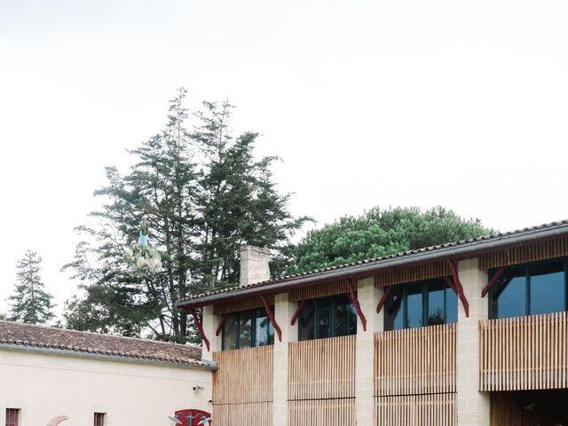 Le mariage de William et Johanna à Barsac, Gironde 77