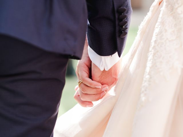 Le mariage de William et Johanna à Barsac, Gironde 91