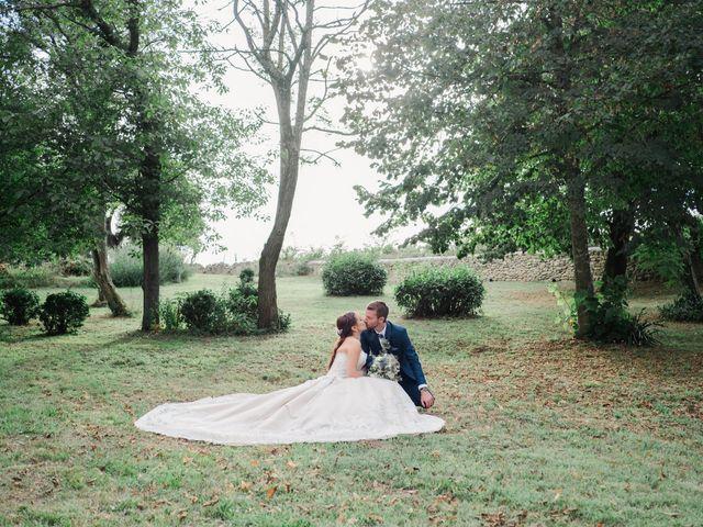 Le mariage de William et Johanna à Barsac, Gironde 96
