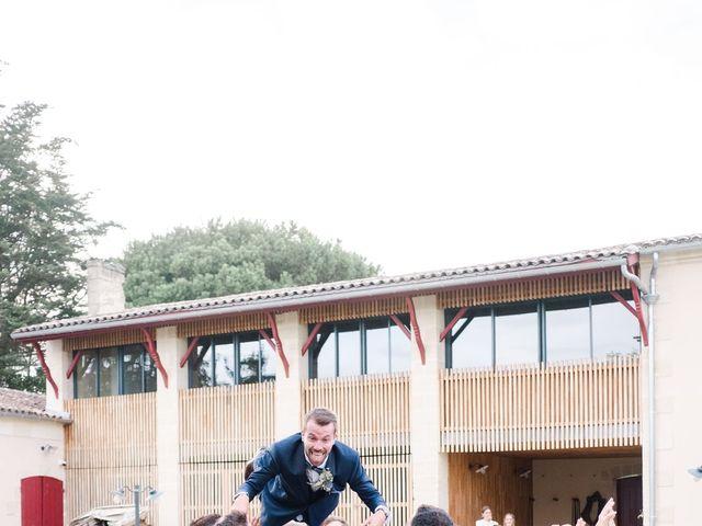 Le mariage de William et Johanna à Barsac, Gironde 120