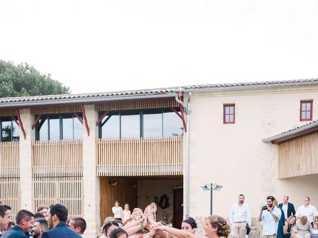 Le mariage de William et Johanna à Barsac, Gironde 121