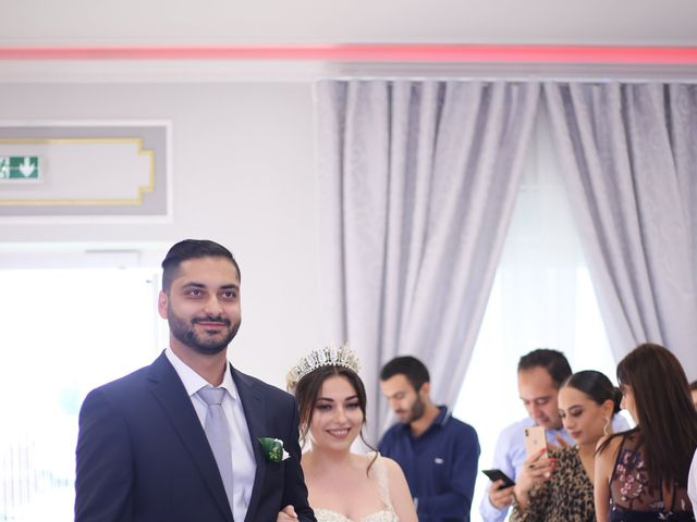 Le mariage de Liana et Hranr à Strasbourg, Bas Rhin 11