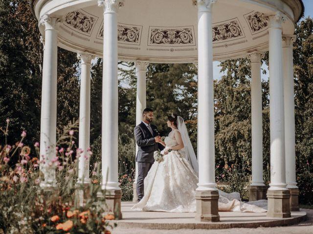 Le mariage de Liana et Hranr à Strasbourg, Bas Rhin 23