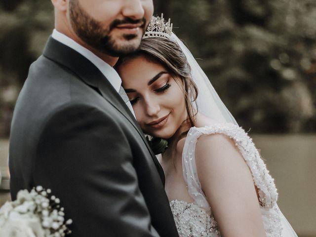 Le mariage de Liana et Hranr à Strasbourg, Bas Rhin 1