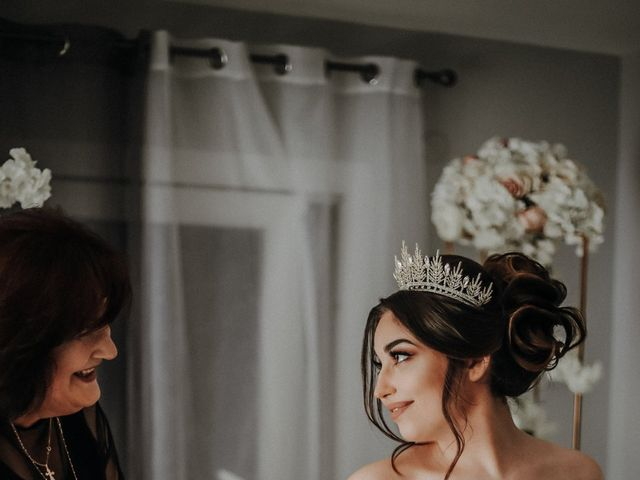 Le mariage de Liana et Hranr à Strasbourg, Bas Rhin 35