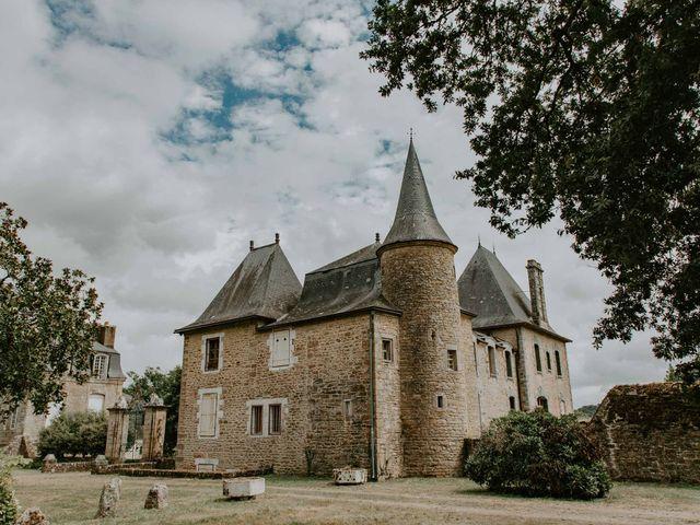 Le mariage de Guillaume et Jeanne à Le Bono, Morbihan 4