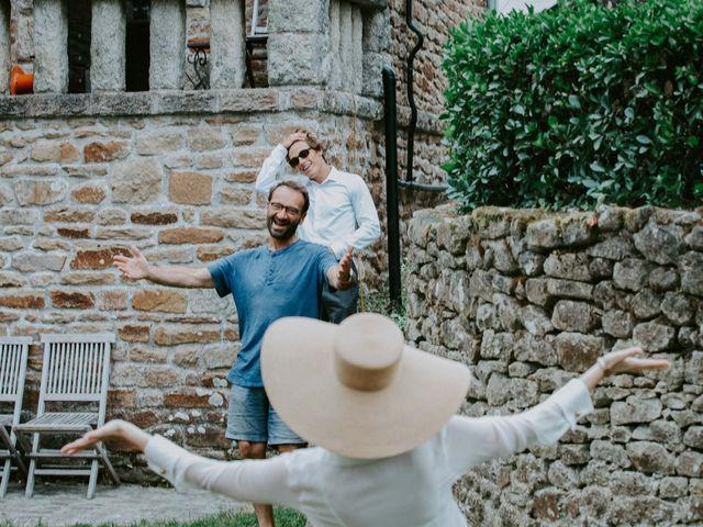 Le mariage de Guillaume et Jeanne à Le Bono, Morbihan 26