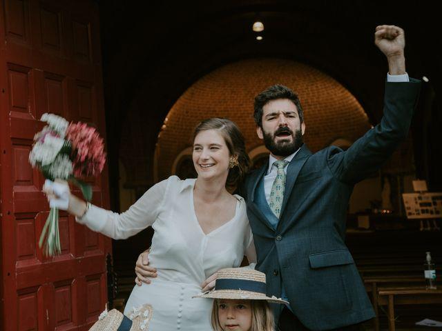 Le mariage de Guillaume et Jeanne à Le Bono, Morbihan 42
