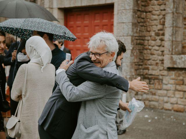 Le mariage de Guillaume et Jeanne à Le Bono, Morbihan 45