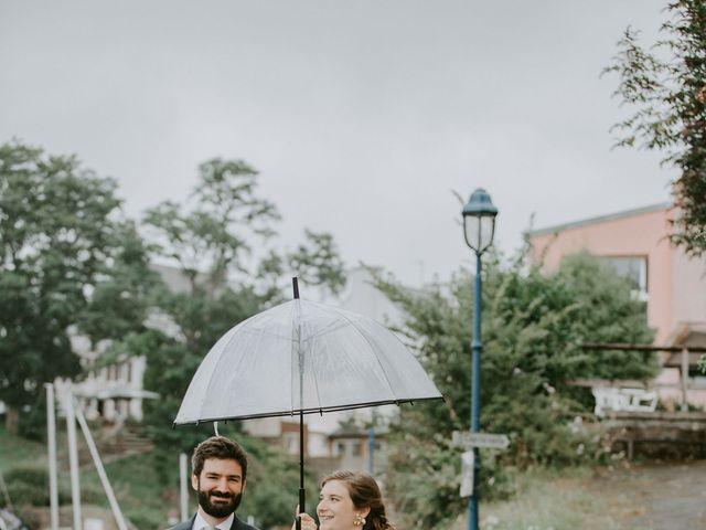 Le mariage de Guillaume et Jeanne à Le Bono, Morbihan 46