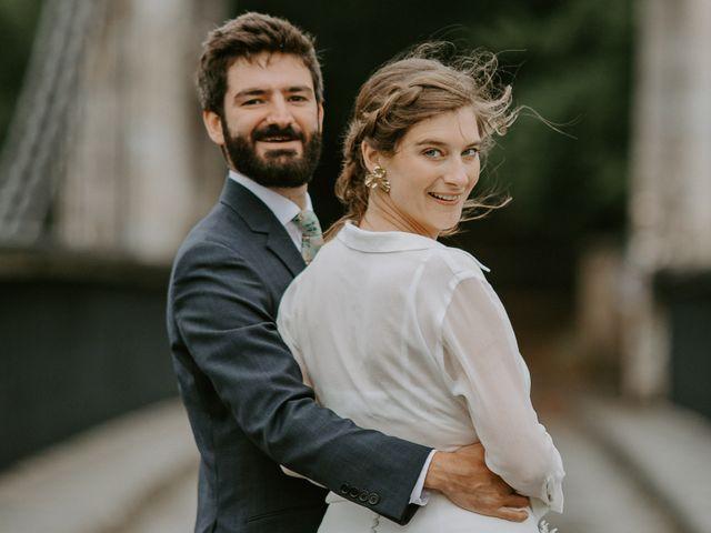 Le mariage de Guillaume et Jeanne à Le Bono, Morbihan 55