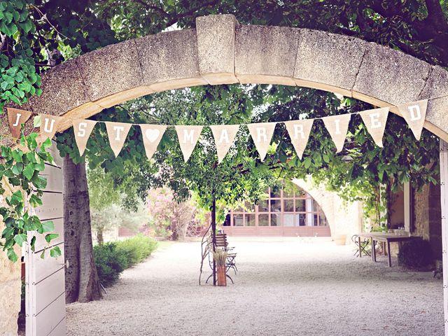 Le mariage de Nicolas et Pascaline à Robion, Vaucluse 12