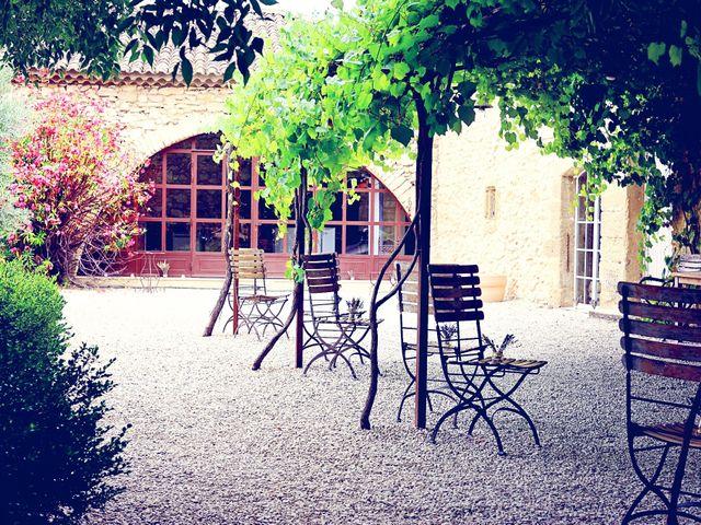 Le mariage de Nicolas et Pascaline à Robion, Vaucluse 14