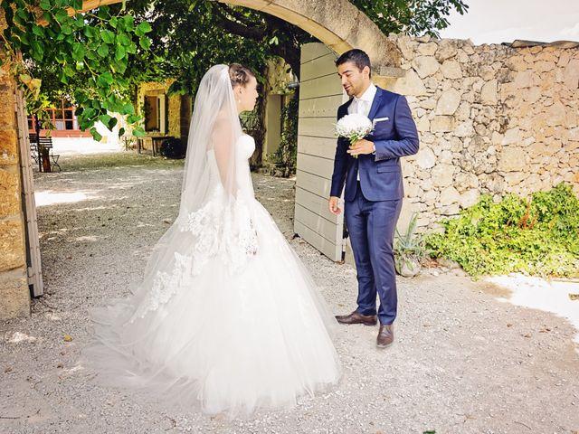 Le mariage de Nicolas et Pascaline à Robion, Vaucluse 21