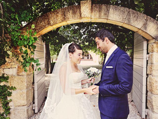Le mariage de Nicolas et Pascaline à Robion, Vaucluse 22