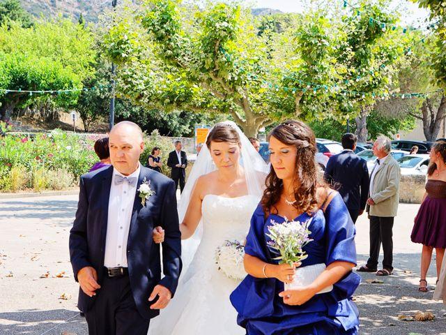 Le mariage de Nicolas et Pascaline à Robion, Vaucluse 26