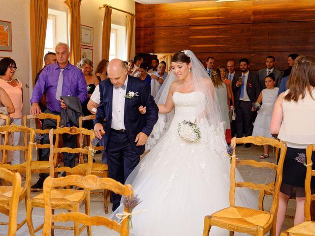 Le mariage de Nicolas et Pascaline à Robion, Vaucluse 27