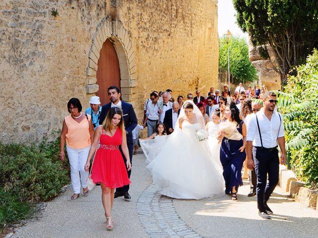 Le mariage de Nicolas et Pascaline à Robion, Vaucluse 30