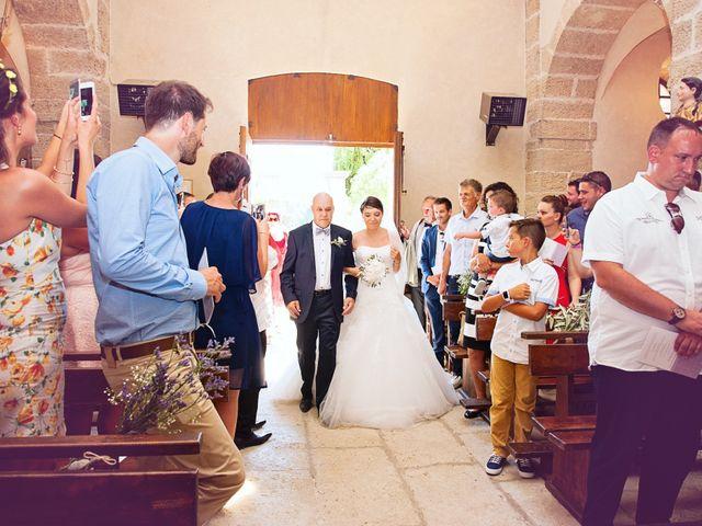Le mariage de Nicolas et Pascaline à Robion, Vaucluse 32
