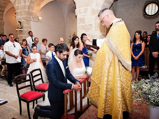 Le mariage de Nicolas et Pascaline à Robion, Vaucluse 33
