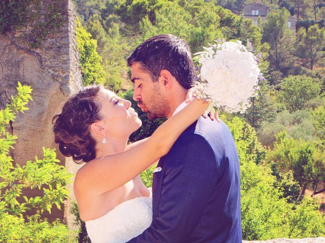 Le mariage de Pascaline et Nicolas