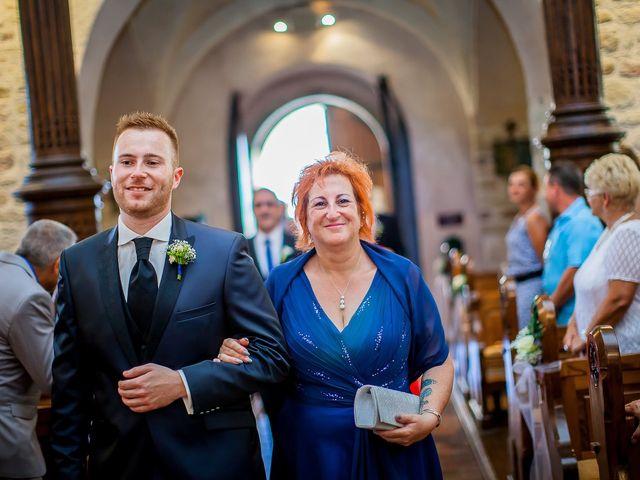 Le mariage de Cédric et Delphine à Ottmarsheim, Haut Rhin 14