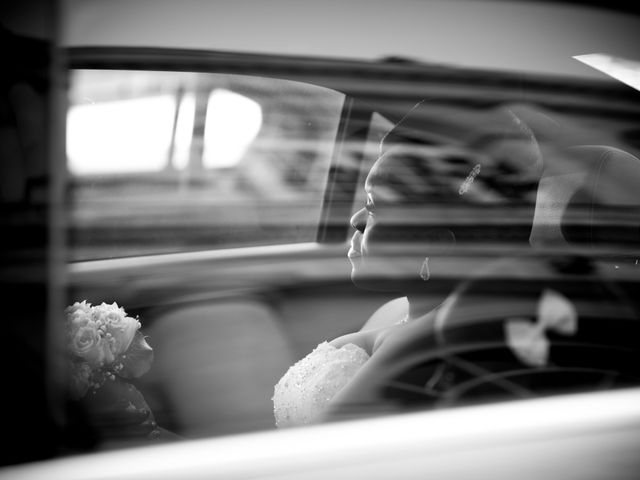 Le mariage de Sylvan et Anita à L'Hermitage, Ille et Vilaine 1
