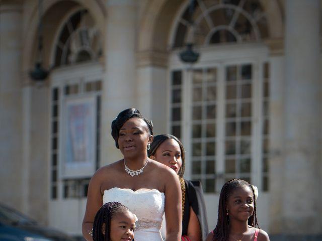 Le mariage de Sylvan et Anita à L'Hermitage, Ille et Vilaine 8
