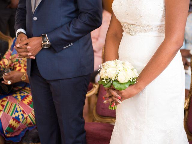 Le mariage de Sylvan et Anita à L'Hermitage, Ille et Vilaine 12