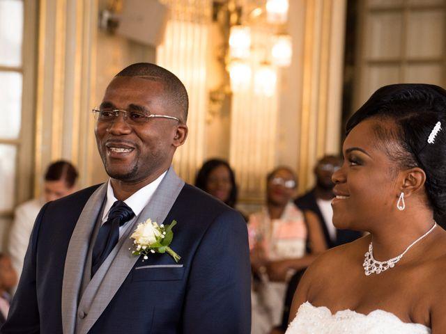 Le mariage de Sylvan et Anita à L'Hermitage, Ille et Vilaine 13