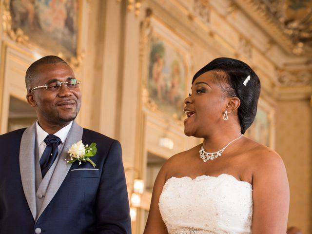 Le mariage de Sylvan et Anita à L'Hermitage, Ille et Vilaine 14