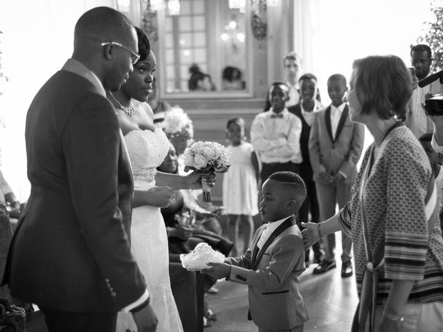 Le mariage de Sylvan et Anita à L'Hermitage, Ille et Vilaine 15