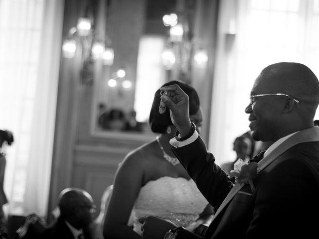 Le mariage de Sylvan et Anita à L'Hermitage, Ille et Vilaine 16