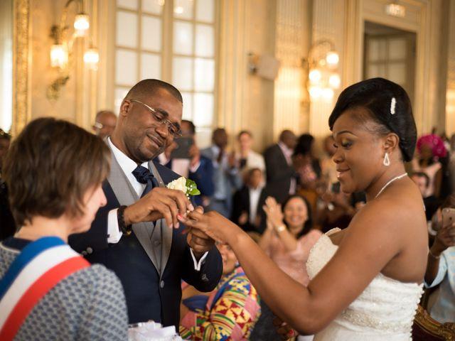 Le mariage de Sylvan et Anita à L'Hermitage, Ille et Vilaine 18