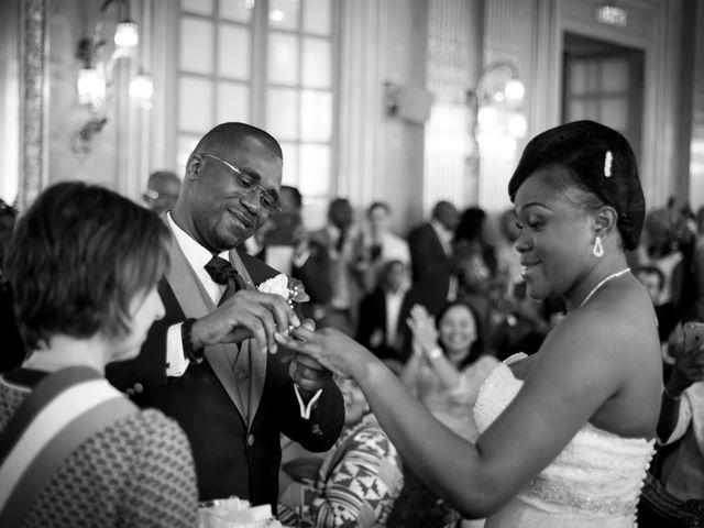 Le mariage de Sylvan et Anita à L'Hermitage, Ille et Vilaine 19