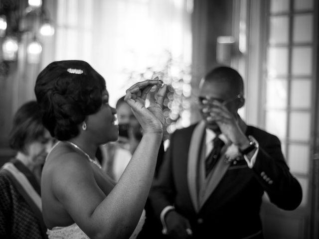 Le mariage de Sylvan et Anita à L'Hermitage, Ille et Vilaine 20