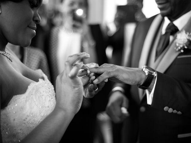 Le mariage de Sylvan et Anita à L'Hermitage, Ille et Vilaine 21