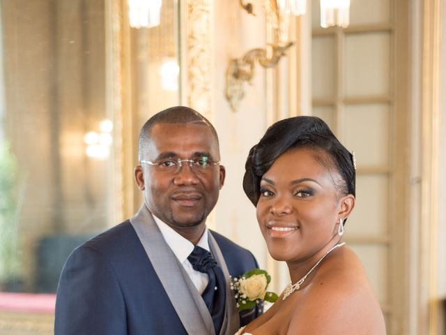 Le mariage de Sylvan et Anita à L'Hermitage, Ille et Vilaine 24