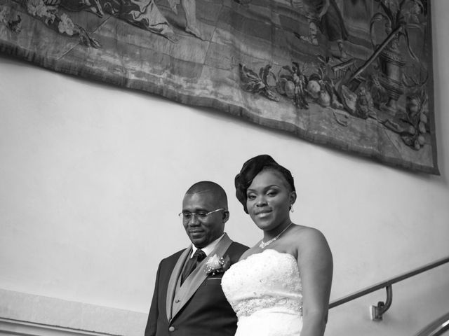 Le mariage de Sylvan et Anita à L'Hermitage, Ille et Vilaine 25
