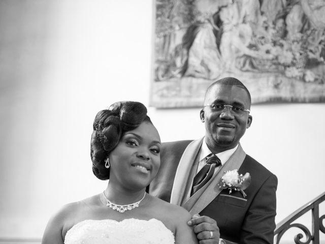 Le mariage de Sylvan et Anita à L'Hermitage, Ille et Vilaine 26