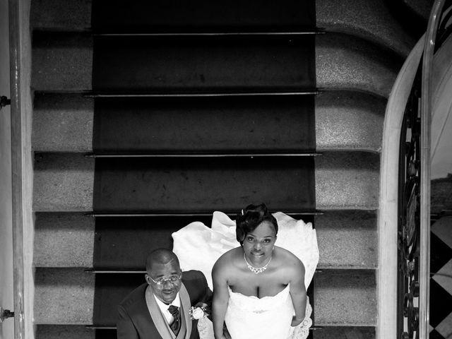 Le mariage de Sylvan et Anita à L'Hermitage, Ille et Vilaine 27