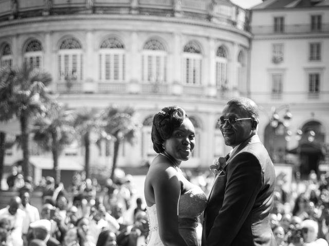 Le mariage de Sylvan et Anita à L'Hermitage, Ille et Vilaine 28