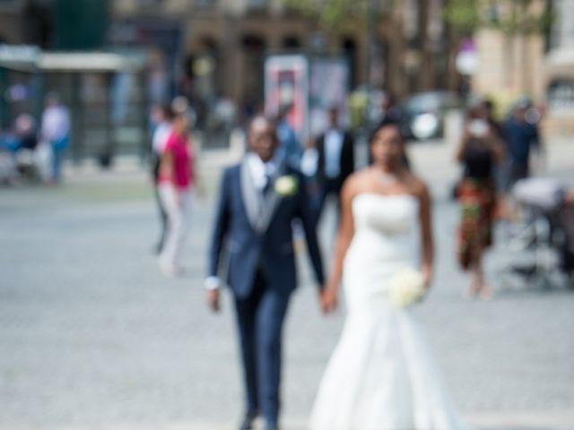 Le mariage de Sylvan et Anita à L'Hermitage, Ille et Vilaine 34