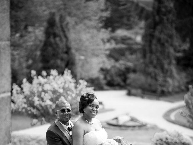 Le mariage de Sylvan et Anita à L'Hermitage, Ille et Vilaine 35